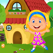 Cute Pretty Girl Rescue Kavi Escape Game-332 Android APK Download Free By Kavi Games