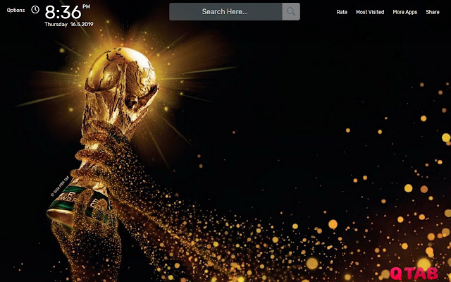World Cup Wallpapers HD Theme