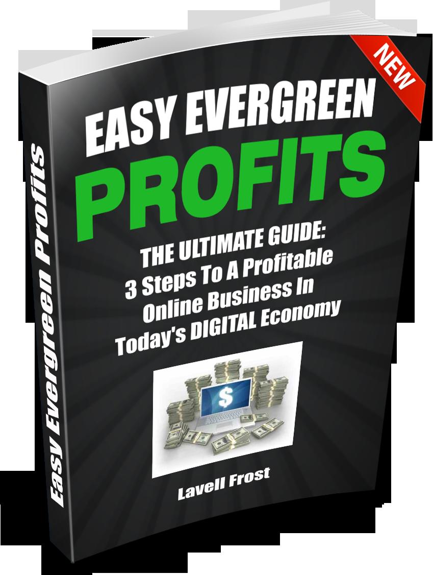 easy evergreen profits ebook