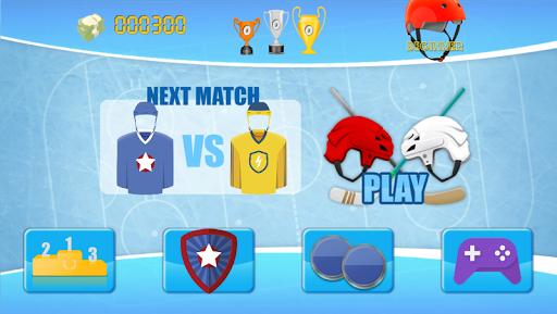 Ice Hockey League FREE screenshots 7