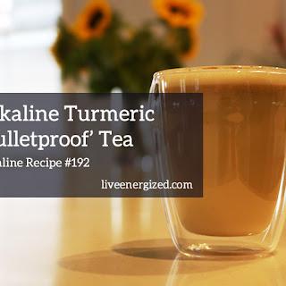 Alkaline Anti-Inflammatory 'Bulletproof' Tea