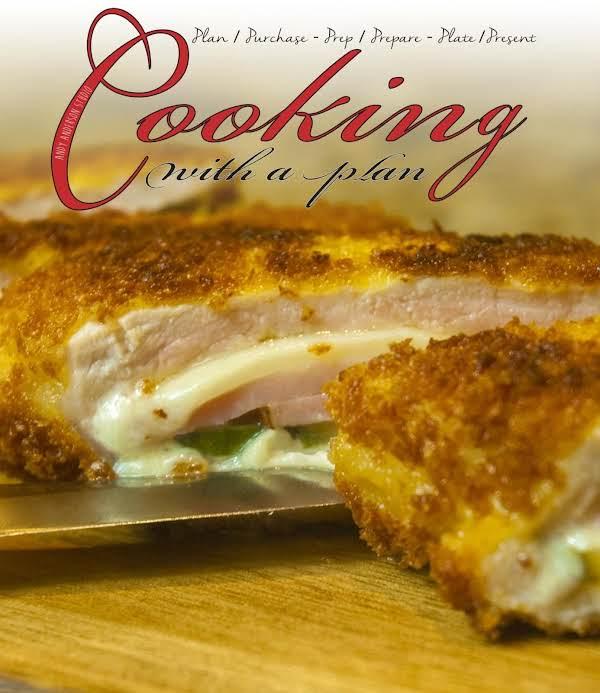Pork Essentials: Breaded Stuffed Pork Tenderloin Recipe