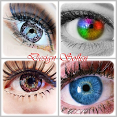 Softlens Design Eye