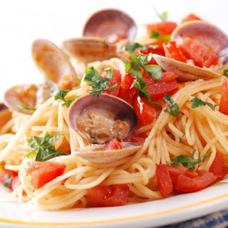 Linguine with Clams and Pancetta Recipe