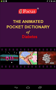 Diabetes - Medical Dictionary- screenshot thumbnail