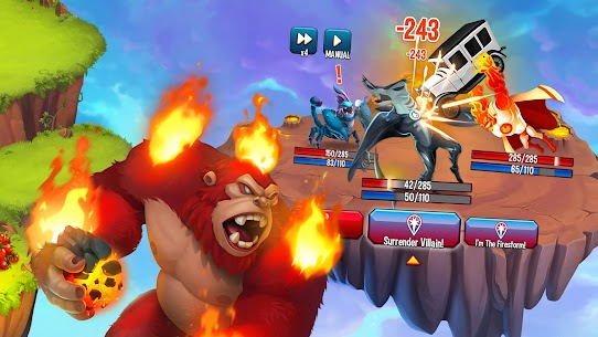 Monster Legends MOD APK 10.5.7 [Damage/Always 3 Stars] 2