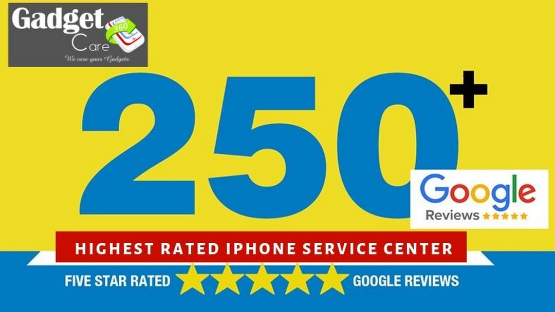 iPhone Service Center (Gadget Care 360°) - #1 Mobile Phone