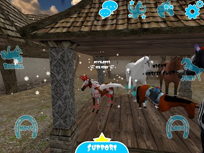 Hill Cliff Horse - Online - náhled