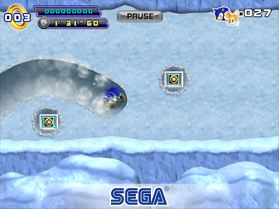 Sonic The Hedgehog 4 Episode II App Latest Version Download For Android and iPhone 9