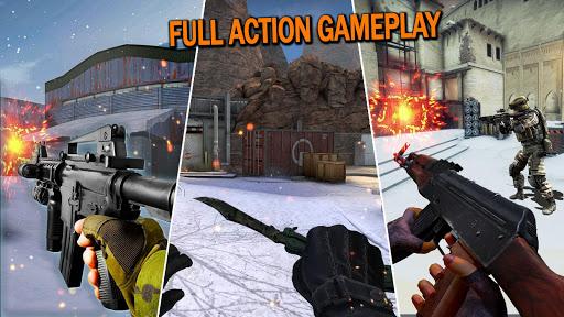 Counter Terrorist Game 2020 - FPS Shooting Strike apkdebit screenshots 2