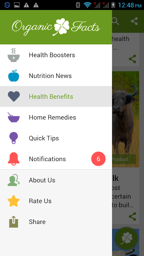 Health, Nutrition & Diet Guide- screenshot