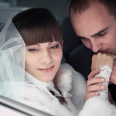 Wedding photographer Oksana Grichanok (KsushOK). Photo of 20.12.2013