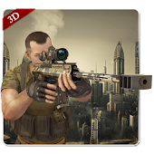 City Sniper Gun Shooter War - Commando Fight