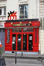 Photo: Street art - Space invaders -Paris XIe - avenue Parmentier