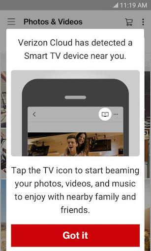 Verizon Cloud screenshot 6