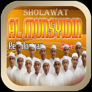 Sholawat Al Munsyidin - náhled