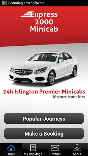 Express 2000 Minicab