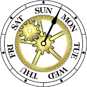 Graham Escapement Clock Free