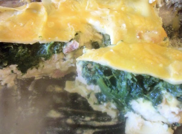 Easy Florentine Chicken Lasagne Recipe
