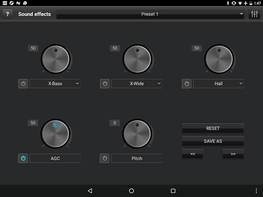 jetAudio HD Music Player Plus  screenshots 14