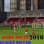 Guide;Dream LEAGUE soccer 16