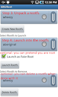 GNURoot - Apps on Google Play
