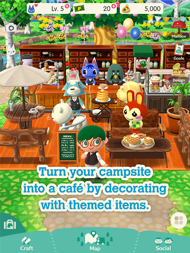 Animal Crossing: Pocket Camp 3.2.0 screenshots 9