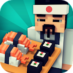 Sushi Craft: Best Cooking Games - Food Making Chef Icon