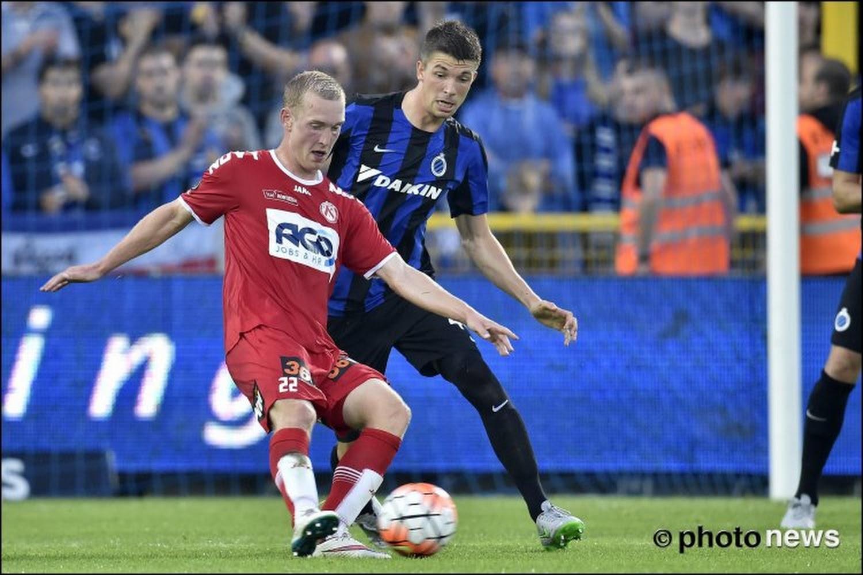 Antwerp FC gaat Michaël Lallemand voor een seizoen huren