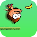 Backflip Runner Monkey icon