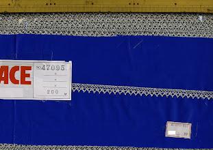 Photo: №47095ー銀トーション:巾10mm