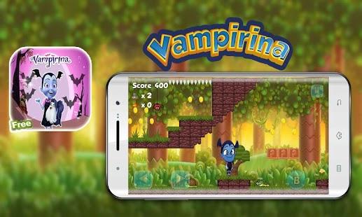 super vampire ? adventure game - náhled