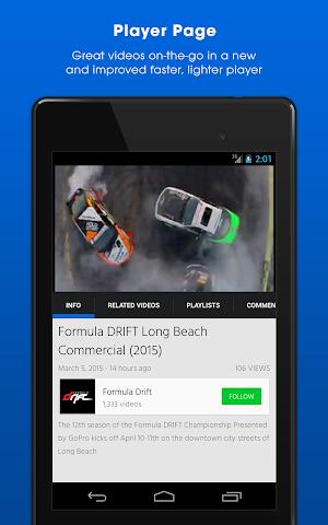 11 Dailymotion App screenshot