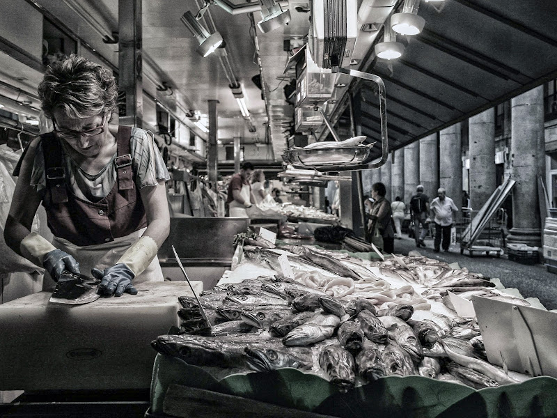 La pescivendola di sandro5845