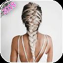 Stylish Wedding Hairstyle 2018 icon