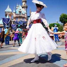Mary Poppins by Shane McKenzie - Babies & Children Children Candids ( mary poppins, candid, kids, disney, portrait )