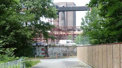 Photo: Zollverein; Ahrendahls Wiese