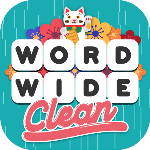 Word Wide Clean Icon
