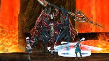 Screenshot of RPGイルーナ戦記オンライン-圧倒的ボリュームの本格RPG-