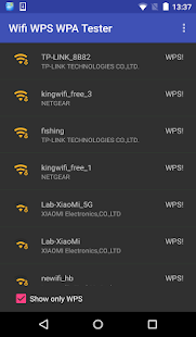 ... wifi hacking with android