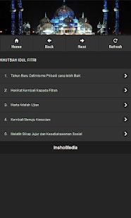 Khutbah Full 1 Tahun screenshot