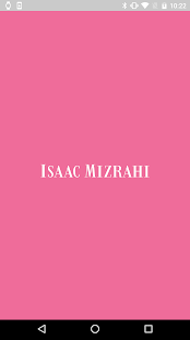 Isaac Mizrahi Smartwatch- screenshot thumbnail