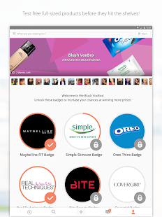 Influenster- screenshot thumbnail
