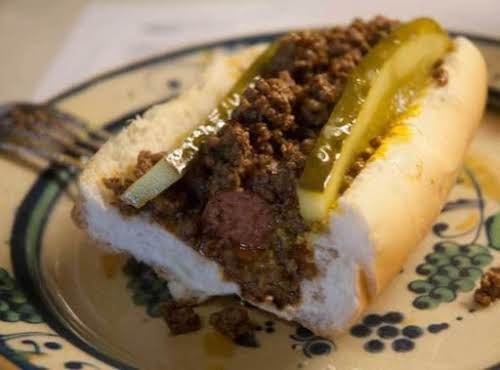 """Yummy Chili Dog from Scratch """"Loved these!"""" - cottman"""