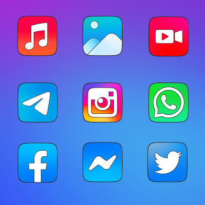 MiUX - Icon Pack Screenshot Image