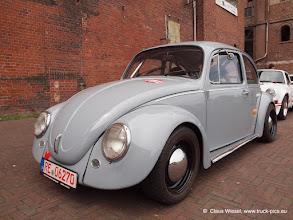 Photo: Ruhr Classics 2012 Zeche Ewald in Herten: Dieser VW gehörte einmal den PS Profis :-)
