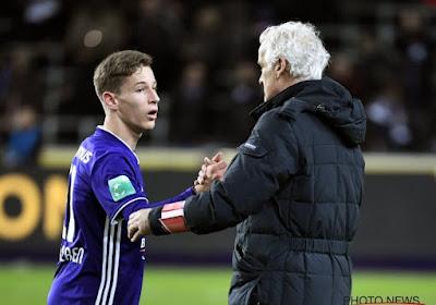 """Que va faire Anderlecht maintenant ? """"Je me suis laissé dire que tout était possible en Play-Offs 1"""""""
