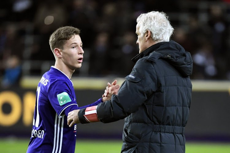 Marc Degryse démonte le noyau et l'entraîneur du Sporting Anderlecht