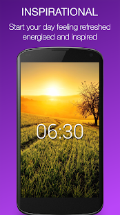 Easy Rise Alarm Clock- screenshot thumbnail
