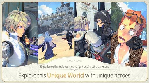 Exos Heroes  screenshots 3